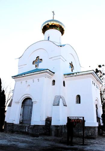 ХРАМ ПРЕПОДОБНОГО ИЛЬИ МУРОМЦА г. Белая Церковь