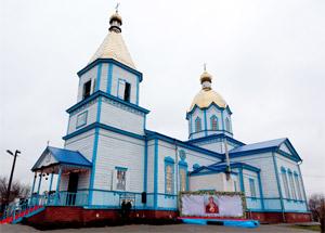 храм в Великой Дымерке